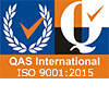 QAS International ISO 9001:2008